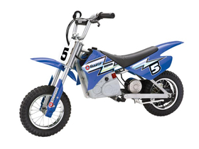 Razor - MX350 Dirt Rocket, blue