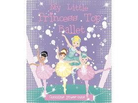 My Little Princess Top - Ballet