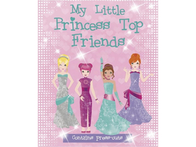 My Little Princess Top - Friends