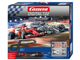 Pista concurs Carrera Digital 132 Night Contest