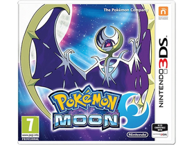 Pokémon Moon 3DS hra
