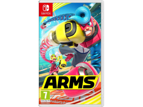 Arms Nintendo Switch hra