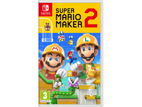 Super Mario Maker 2 Nintendo Switch Spielsoftware