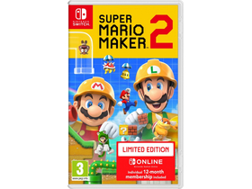 Super Mario Maker 2 Nintendo Switch Online Limited Edition