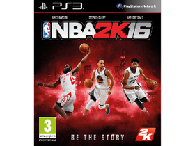NBA 2K16 PS3  hra
