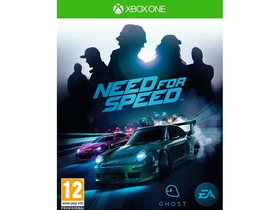 Need for Speed 2016 Xbox One hrací softvér