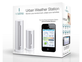 NETATMO Weather Station meteorologická stanica