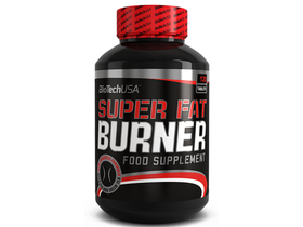 BioTech USA Super Fat Burner, 120 ks