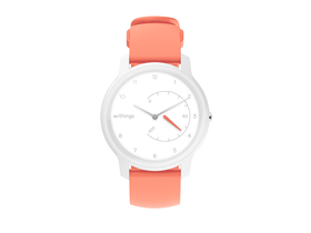 Smartwatch Withings Move alb-corai