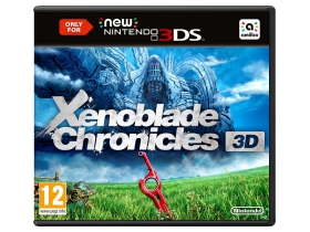 New Xenoblade Chronicles 3D 3DS játék