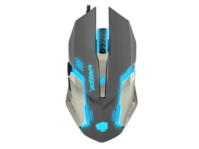 Mouse gamer optic Fury NFU-0869 Warrior