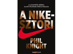 Phil Knight - A Nike-sztori (9789633043790)