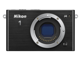 Nikon 1 digitalni fotoaparat  J4 body, crni