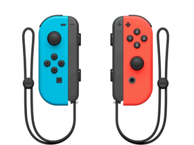 Nintendo Switch Joy-Con Controller Set, rot-blau