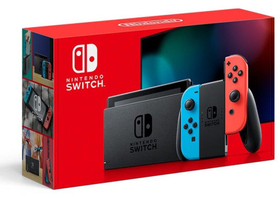 Nintendo Switch конзола Red & Blue
