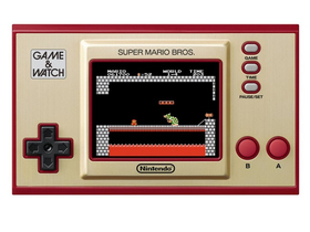 Nintendo Game&Watch Super Mario Bros. játékkonzol