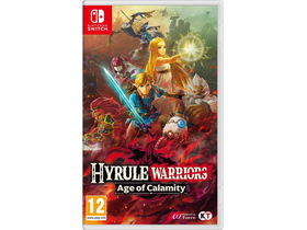 Nintendo Switch Hyrule Warriors Age of Calamity Spielsoftware