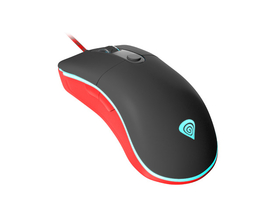Mouse gamer optic Natec Genesis KRYPTON 500, 7200 DPI
