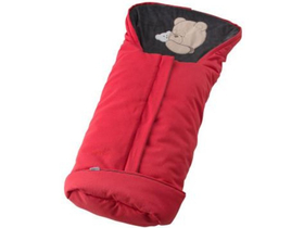 Sac bebelusi   Nuvita Junior, Red Bear