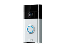 Ring Video Doorbell 1 Wi-Fi kamerás csengő (8VR1S5-SEU0)
