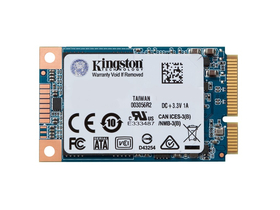 Kingston SSD mSATA 120GB UV500, 256 AES (SUV500MS/120G)