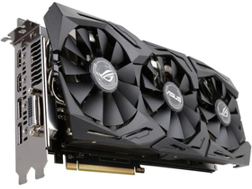 Asus AMD RX 580 8GB DDR5 OC grafická karta - ROG-STRIX-RX580-O8G-GAMING
