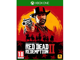 Red Dead Redemption 2 Xbox One Spielsoftware