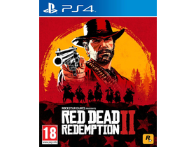 Red Dead Redemption 2 PS4 hra
