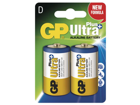 GP Ultra plus LR20 alkáli elem 2 db