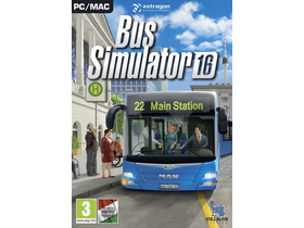 Joc software Bus Simulator 16 PC