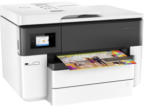 Imprimanta HP Officejet 7740 dwf MFP A3+