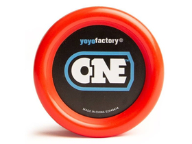 YoYoFactory ONE yo-yo, red