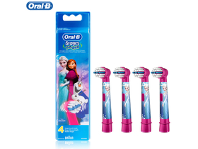 Oral-B EB10-4 Stages Power Kids Ersatzköpfe, 4 Stk. - Frozen