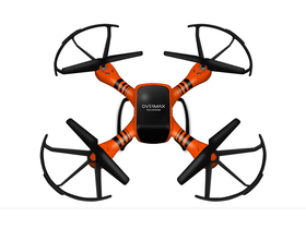 Overmax X-Bee Drone 3.5 quadcopter dron, black/orange