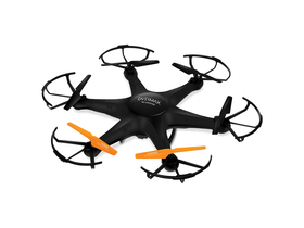 Overmax X-Bee Drone 6.1 hexacopter dron, black
