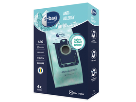 Electrolux E206S s-bag® Anti-Allergy (Antiallergener) Staubbeutel, 4 Stk