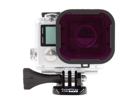 Polarpro P1002 GoPro Hero3+/4 filter, magenta