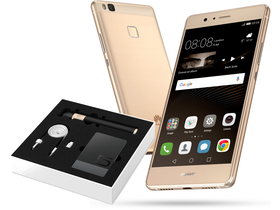 Huawei P9 Lite (Dual Sim), Gold (Android)