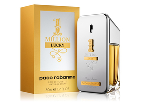 Paco Rabanne One Million Lucky, Eau De Toilette, 50ml