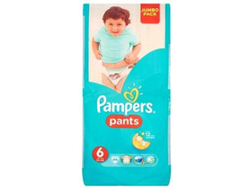 Scutece Pampers Pants  6 Extra Large 44 buc.