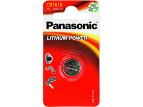 Panasonic CR1616L/1BP Lithium Knopfzelle