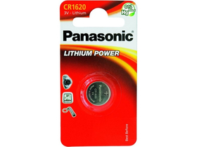 Panasonic CR1620L/1BP Lithium Knopfzelle