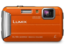 Aparat foto Panasonic DMC-FT30, orange