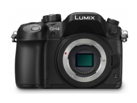 Цифров фотоапарат Panasonic DMC-GH4 тяло