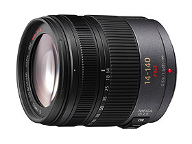 Panasonic Lumix G Vario HD 14-140mm / F4-5.8 MEGA O.I.S.
