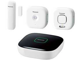 Panasonic Home Secutity Starter kit Plus (KX-HN6011FXW)