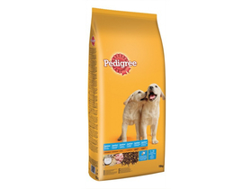 Pedigree Junior suha hrana s piletinom, 15kg