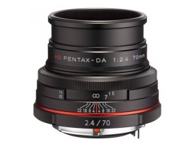 Pentax HD DA 70/F2.7 AL - Limited Edition objektiv