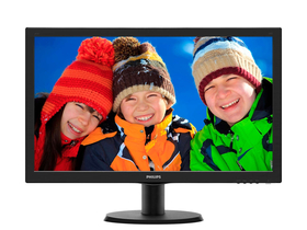 "MONITOR 22"" Philips 223V5LSB2/10 - LED"