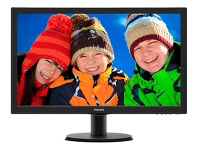 "Philips 243V5LHAB 23.6"" LED monitor"